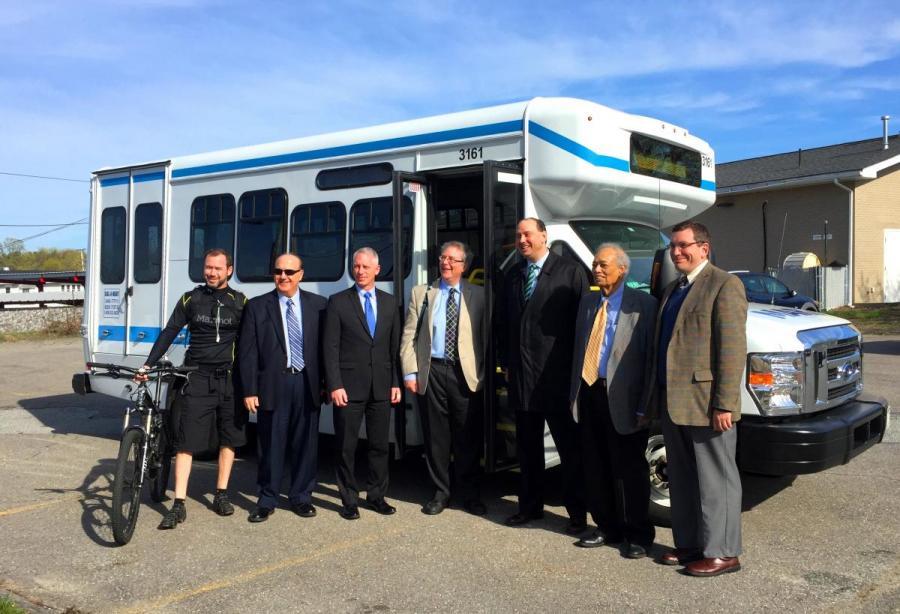 Devens Regional Shuttle Service