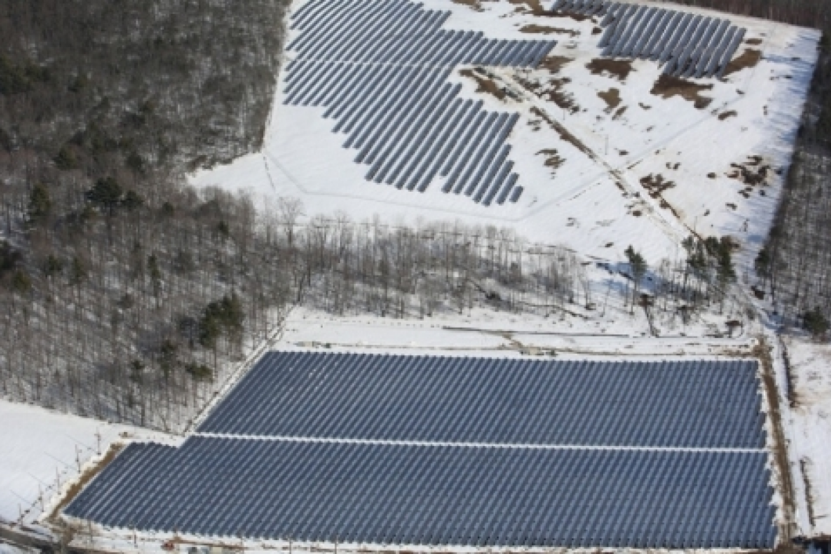 Image of Solar Array Project