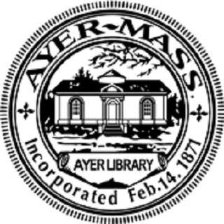 Town of Ayer Town Seal Graphic