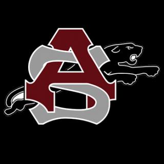 Ayer-Shirley Panthers Logo